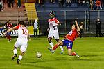 Santa Fe venció como visitante 1-0 a Deportivo Pasto. Fecha 13 Liga Águila II-2016.