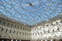 Nederland Amsterdam 2016 . De binnenplaats van het Scheepvaartmuseum. Foto Berlinda van Dam / Hollandse Hoogte