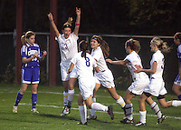 Girls Soccer vs Carroll - Semistate 10-26-09
