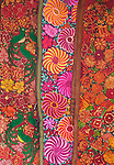 Latin America, Guatemala, Western Highlands, Santiago de Atitlan, Souvenir Textiles