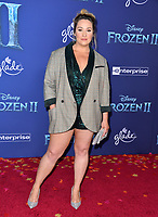 "LOS ANGELES, USA. November 08, 2019: Emma Hunton at the world premiere for Disney's ""Frozen 2"" at the Dolby Theatre.<br /> Picture: Paul Smith/Featureflash"