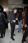 ..November 12th 2011 Exclusive ..Pico-Robertson[  Ariel  pink Drinking beer while talking to a girl at the Hedi Slimane photography exhibition at the Moca Pacific Design center in Beverly Hills California ...AbilityFilms@yahoo.com.805-427-3519.www.AbilityFilms.com.