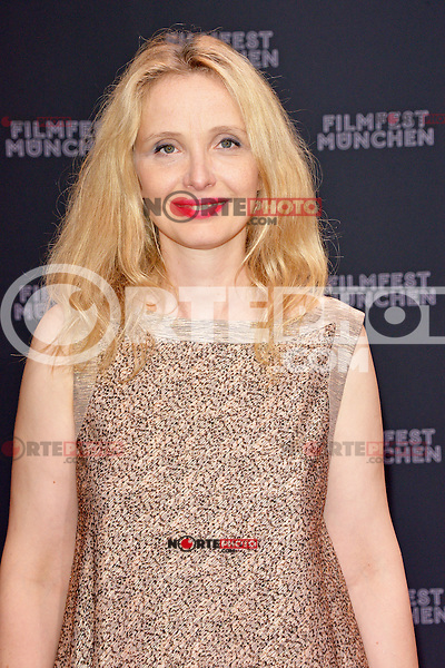 Julie Delpy in a gold glimmering lame tweed dress ow TALBOT RUNHOF attending the &quot;Starbuck&quot; opening premiere during the 30th Munich Film Festival held at the Mathaeser Filmpalast in Munich, Germany, 29.06.2012...Credit: Timm/face to face /MediaPunch*NortePhoto*<br /> <br /> /*NortePhoto*<br /> **CREDITO*OBLIGATORIO** *No*Venta*A*Terceros* *No*Sale*So*third** **No *Se*Permite*HacerArchivo**