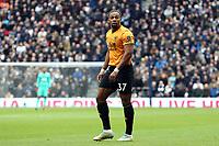 Adama Traore of Wolverhampton Wanderers during Tottenham Hotspur vs Wolverhampton Wanderers, Premier League Football at Tottenham Hotspur Stadium on 1st March 2020