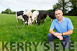 IT's NUTS! Michael Linnane Kilcummin who is feeding nuts to his cattle due to the fodder crisis affecting Kerry farmers