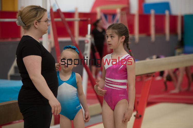 Valleys Gymnastics Club<br /> 26.05.17<br /> ©Steve Pope - Sportingwales