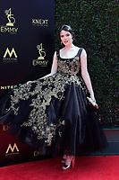 PASADENA - APR 29: Cait Fairbanks at the 45th Daytime Emmy Awards Gala at the Pasadena Civic Center on April 29, 2018 in Pasadena, California