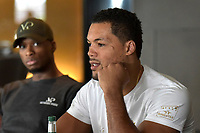 Boxer Joe Joyce during a Press Conference at the Park Plaza on 13th June 2018