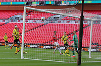 third goal scored for Salford City  by Ibou Touray of Salford City during AFC Fylde vs Salford City, Vanarama National League Play-Off Final Football at Wembley Stadium on 11th May 2019