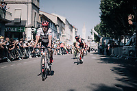 John Degenkolb (DEU/Trek-Segafredo) rolling in<br /> <br /> 104th Tour de France 2017<br /> Stage 16 - Le Puy-en-Velay &rsaquo; Romans-sur-Is&egrave;re (165km)