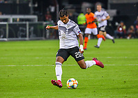 Serge Gnabry (Deutschland Germany) - 06.09.2019: Deutschland vs. Niederlande, Volksparkstadion Hamburg, EM-Qualifikation DISCLAIMER: DFB regulations prohibit any use of photographs as image sequences and/or quasi-video.