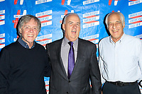 LOS ANGELES - SEP 25: Les Hooper, Pat Harris, Peter Marx at 'Pat Harris' California Democratic U.S. Senate run 2018 kick off' at Catalina Jazz Club Bar & Grill on September 25, 2017 in Hollywood, California