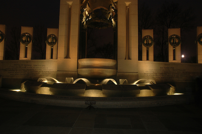 National World War II Memorial<br />