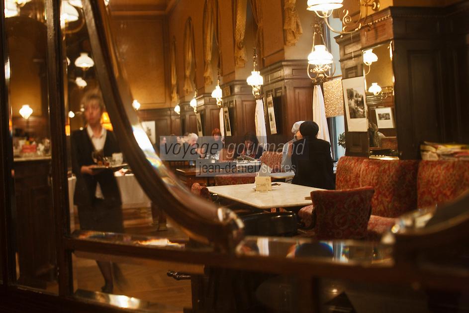 Europe/Autriche/Niederösterreich/Vienne: Café traditionnel viennois: Sperl