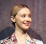 Sarah Gadon during the Presentation for 'Maps To The Stars' at the Roy Thomson Hall during the 2014 Toronto International Film Festival on September 9, 2014 in Toronto, Canada.