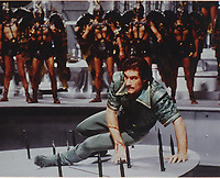 Flash Gordon (1980) <br /> Timothy Dalton<br /> *Filmstill - Editorial Use Only*<br /> CAP/KFS<br /> Image supplied by Capital Pictures