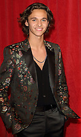 Joe Plant at The British Soap Awards 2019 arrivals. The Lowry, Media City, Salford, Manchester, UK on June 1st 2019<br /> CAP/ROS<br /> ©ROS/Capital Pictures