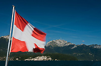 Europe/France/Rhône-Alpes/74/Haute-Savoie/Annecy: Promenade en bateau sur le Lac d'Annecy