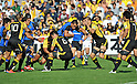 Japan Rugby Top League 2011-2012 : Panasonic Wild Knights 26-31 Suntory Sungoliath