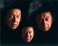 Marty Allen is an American stand-up comedian and actor &copy; RTSpindel / MediaPunch<br /> <br /> *** HIGHER RATES APPL
