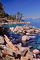 Clear Water Lake Tahoe East Shore