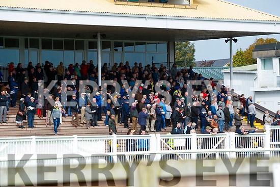 Crowds at Listowel Races on Sunday last.