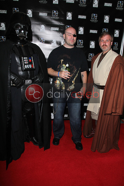 Eliot Sirota<br /> at the Lucasfilm Fashion Show at Comic-Con 2011, Westgate Hotel, San Diego, CA. 07-23-11<br /> David Edwards/DailyCeleb.com 818-249-4998