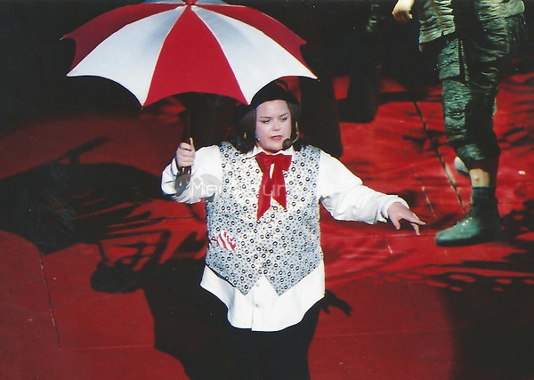Rosie O'Donnell 2001<br /> Photo to By John Barrett/PHOTOlink/MediaPunch