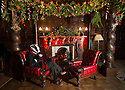 06/11/15<br /> <br /> Badger in his Kitchen in The Oak Room.<br /> <br /> Inspired by The Wind in The Willows,  this year's Christmas attraction 'Christmas at Chatsworth with Mr Toad' is unveiled today ahead of its official opening tomorrow (Saturday) at Chatsworth House in The Derbyshire Peak District.<br /> <br /> All Rights Reserved: F Stop Press Ltd. +44(0)1335 418365   +44 (0)7765 242650 www.fstoppress.com