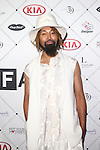 Stylist Ty Hunter attends Kia STYLE360 Hosts Official Serena Williams Signature Statement Collection by HSN After-Party Held at <br /> Bagatelle NYC
