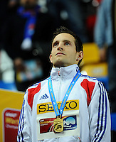 PICTURE BY Dave Winter/SWPIX.COM - Olympics 2012 - Medal hopes for France  - 13/01/12.....Copyright - Simon Wilkinson - 07811267706.....Renaud LAVILLENIE - Pole Vault.....