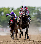 June 8, 2019 : #2, Midnight Bisou, ridden by jockey Mike Smite, wins the Ogden Phipps Stakes on Belmont Stakes Festival Saturday at Belmont Park in Elmont, New York. Alex Evers/Eclipse Sportswire/CSM