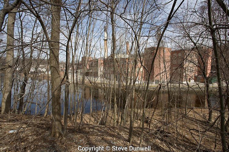 Munkjo mill, Nashua River, Fitchburg, MA