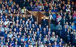 12.05.2019 Rangers v Celtic: Rangers directors box