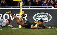 Wasps v Warriors 20160110