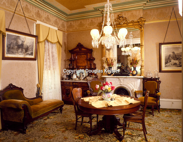 The Castle.70 South B St.Virginia City, NV
