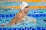 Wales Ieuan lloyd  in action during the final heat<br /> <br /> Photographer Ian Cook/Sportingwales<br /> <br /> 20th Commonwealth Games -Swimming -  Day 6 - Tuesday 29th July 2014 - Glasgow - UK