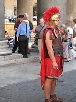 Gladiator, Rome, Italy