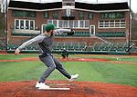 3-14-20, Eamon and Devonte throw one last bullpen - Ohio University baseball