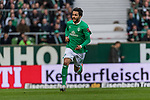 02.11.2019, wohninvest WESERSTADION, Bremen, GER, 1.FBL, Werder Bremen vs SC Freiburg<br /> <br /> DFL REGULATIONS PROHIBIT ANY USE OF PHOTOGRAPHS AS IMAGE SEQUENCES AND/OR QUASI-VIDEO.<br /> <br /> im Bild / picture shows<br /> Leonardo Bittencourt (Werder Bremen #10), <br /> <br /> Foto © nordphoto / Ewert