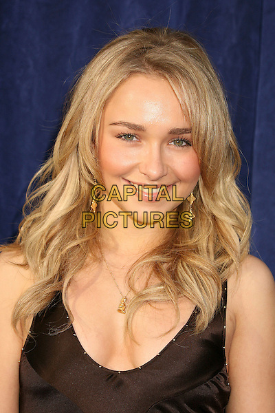 "HAYDEN PANETTIERE .""Bridge to Terabithia"" Los Angeles Premiere at the El Capitan Theatre, Hollywood, California, USA,.3 February 2007..portrait headshot.CAP/ADM/BP.©Byron Purvis/AdMedia/Capital Pictures."
