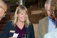 (Photo by Don Milici, Freelance)<br /> <br /> Occidental College hosts a Winter Trustee Dinner at Sycamore Glen near the Bioscience Building, Jan. 25, 2018.
