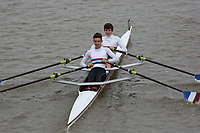 Crew: 178   WLT-O'Neill    Walton Rowing Club    Op J16 2x Inter <br /> <br /> Pairs Head 2017<br /> <br /> To purchase this photo, or to see pricing information for Prints and Downloads, click the blue 'Add to Cart' button at the top-right of the page.