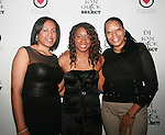 Monique East, Monique Frempong-Manso and Tammi Butler Attend Beauty and the Beat Vol 2: Heroines for Haiti Hosted by Actress Bobbi Baker-James With DJ Jon Quick Select, The Hip Hop Loves Foundation and Love No Limit Honoring Model Maya Haile, Doris Haircare CEO Marlene Duperley, JRT Multimedia LLC Founder Jocelyn Taylor, Lamb to a Lion Productions CEO Setor Attipoe, Wagner Wolf Publishing CEO and Author Shermian P. Daniel, MD, Cute Beltz Clothing Company Owner Kristen Stevens, Johnny Vincent Swimwear Owner and Chief Designer Celeste Johnny and Visual Artist and Hip Hop Loves Boxing Programs in NYC and LA Founder Vanessa Chakour - Music by DJ Vidal, DJ CEO and DJ Jon Quick Held at Cielo, New York 3/25/2011