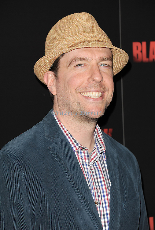 "Ed Helms at the screening of ""Black Rock"" held at the Arclight Theatre in Los Angeles, CA. on May 8, 2013."