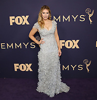 LOS ANGELES - SEPTEMBER 22: Bianca de la Garza attend the 71st Primetime Emmy Awards at the Microsoft Theatre on September 22, 2019 in Los Angeles, California. (Photo by Brian To/Fox/PictureGroup)