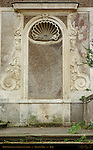 Horti Farnesiani Staircase Landing Relief Palatine Hill Rome