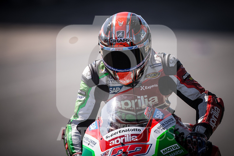 SAM LOWES - BRITISH - APRILIA RACING TEAM GRESINI - APRILIA