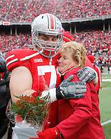OSU Senior Day 11_23_13