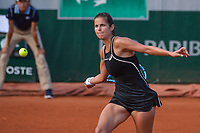 Julia Goerges of Germany during Day 3 for the French Open 2018 on May 29, 2018 in Paris, France. (Photo by Baptiste Fernandez/Icon Sport)